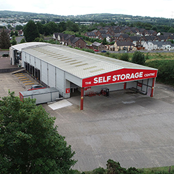 Self Storage Units in Belfast